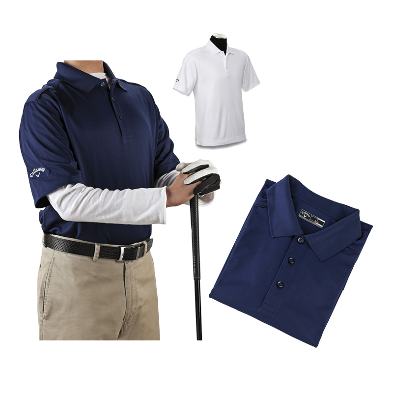 Camiseta Polo Golf Callaway